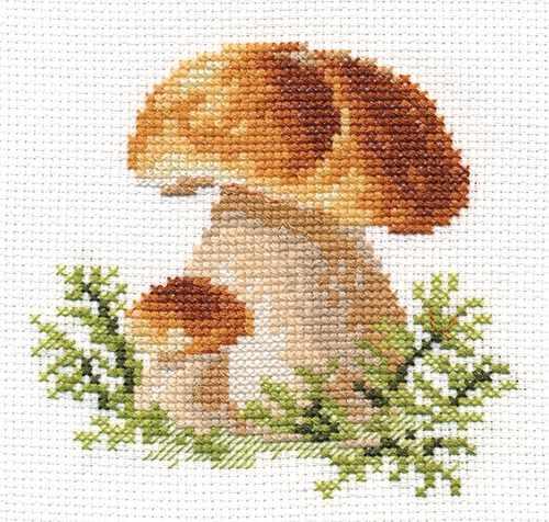 0-144 Белые грибы