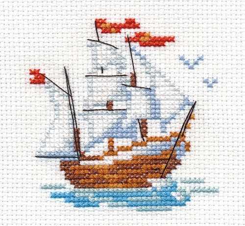 0-159 Кораблик