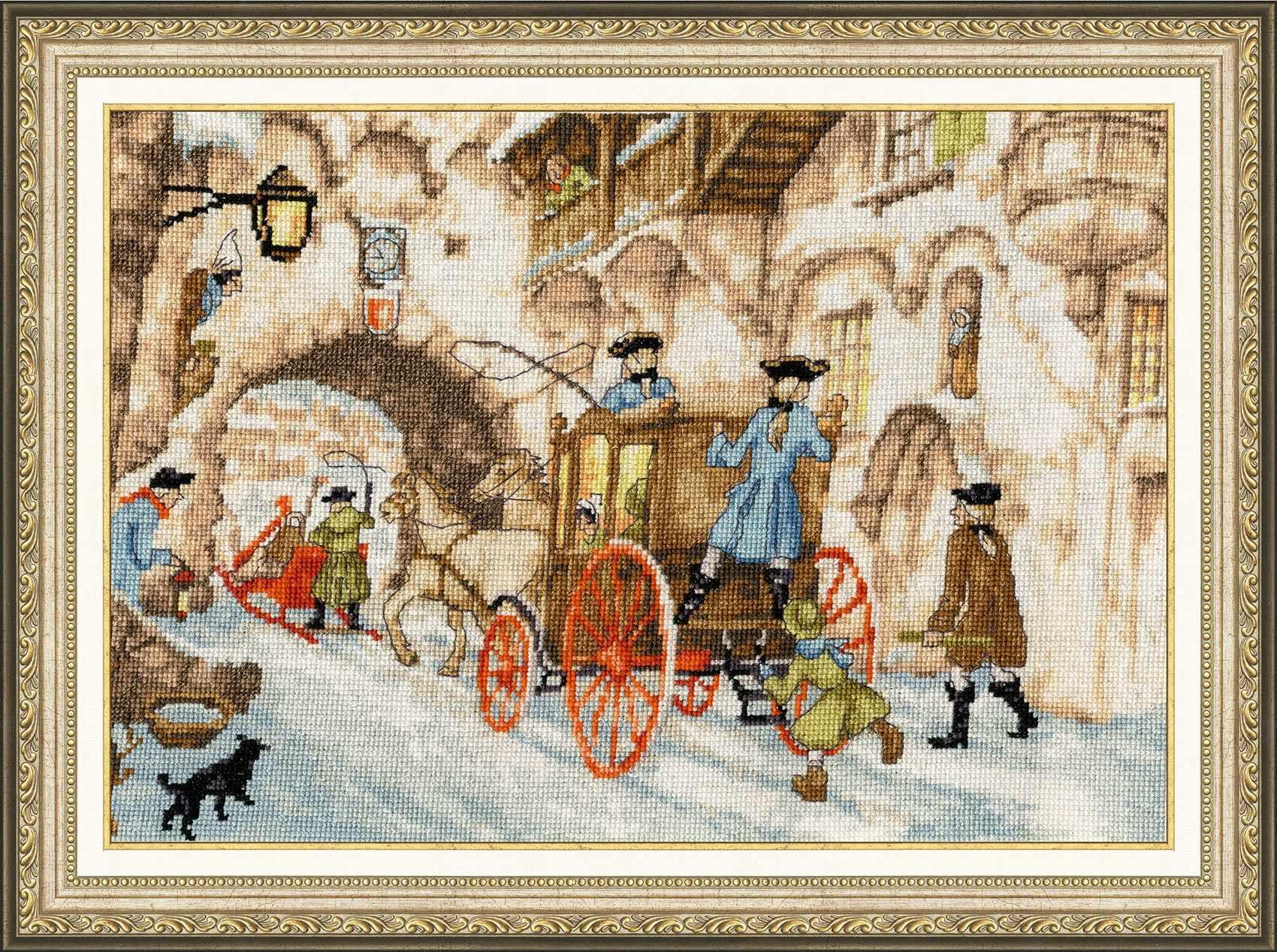 ГМ-029 Сказки старого города
