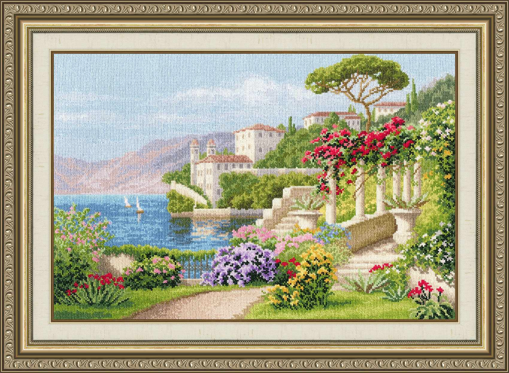 ДЛ-034 Цветущая Италия