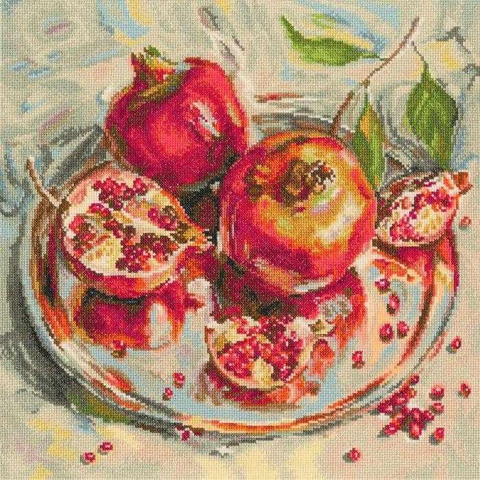 M598  Коронованные плоды