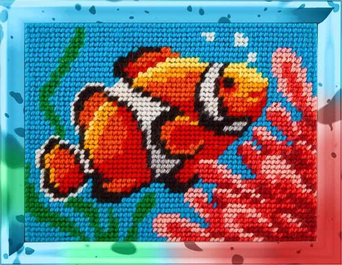 X2242 Коралловые рифы