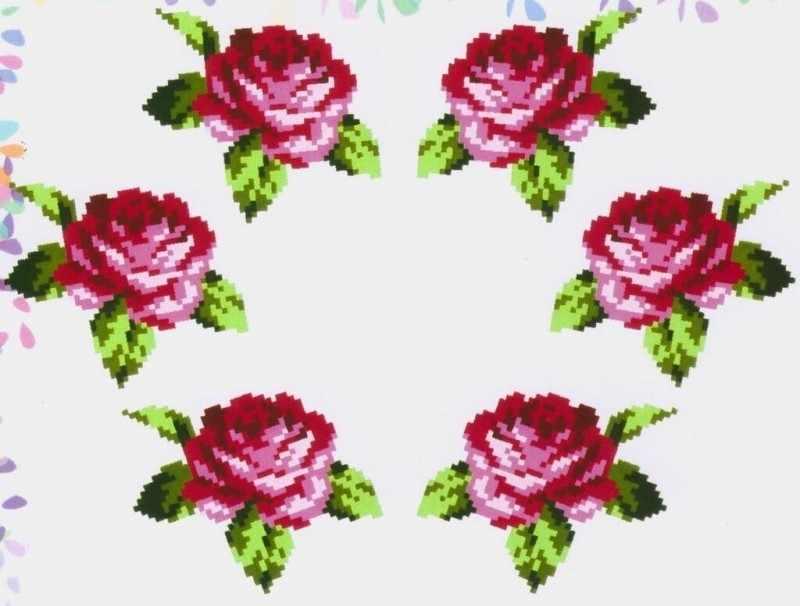 K303 Розы