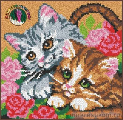ПП-004 Два котенка