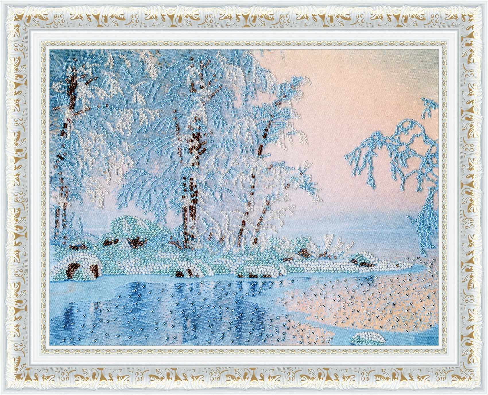 РТ-149 Голубое озеро