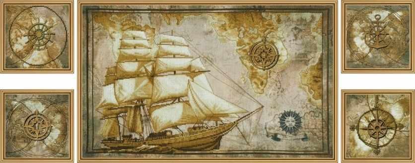 СВ 6584 Морское путешествие