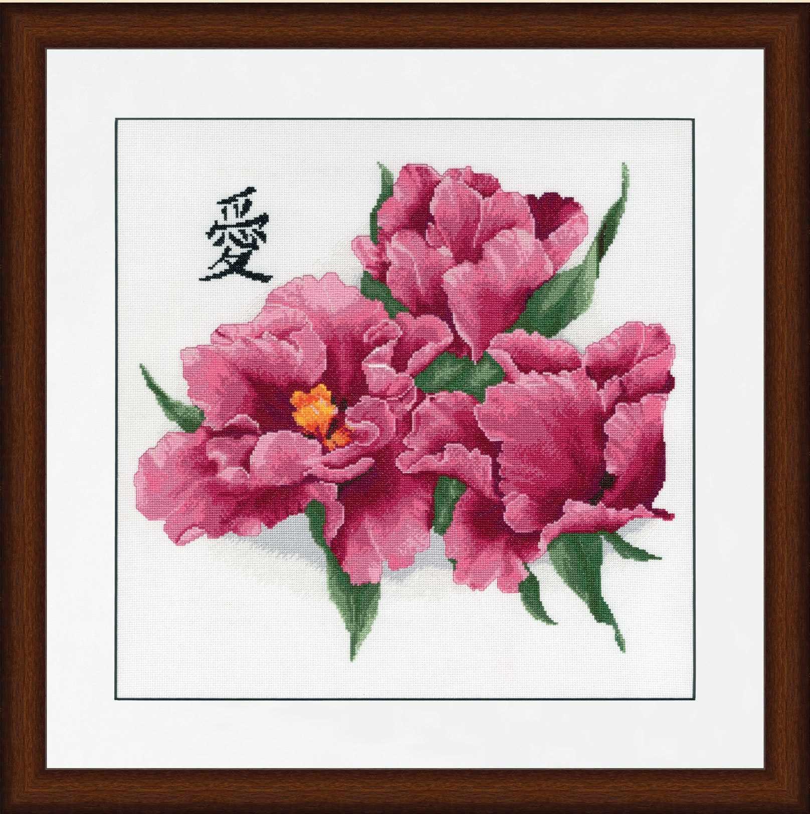 ЛЦ-069 Бархатные тюльпаны
