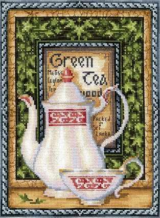 К-39 Коллекция чая. Грин мелисса