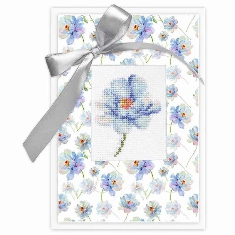 """(S)P-57 Набор для изготовления открытки """"Цветок"""""""