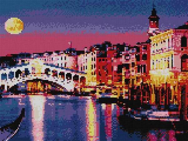 906121 Вечер в Венеции - мозаика Anya