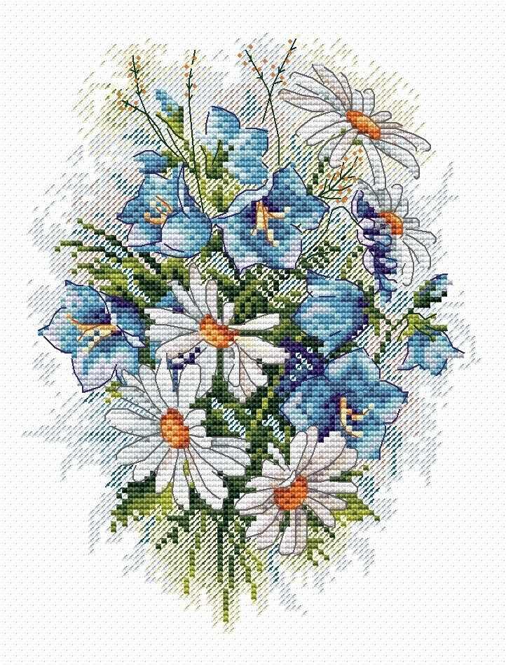 М-120 Луговые цветы