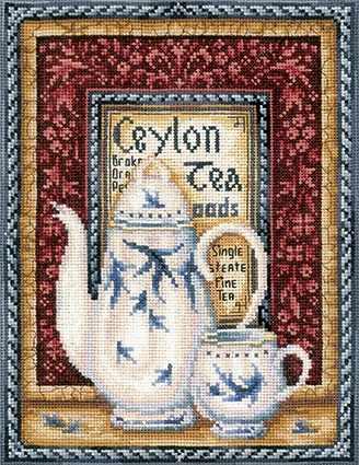 К-40 Коллекция чая. Оранж Пеко