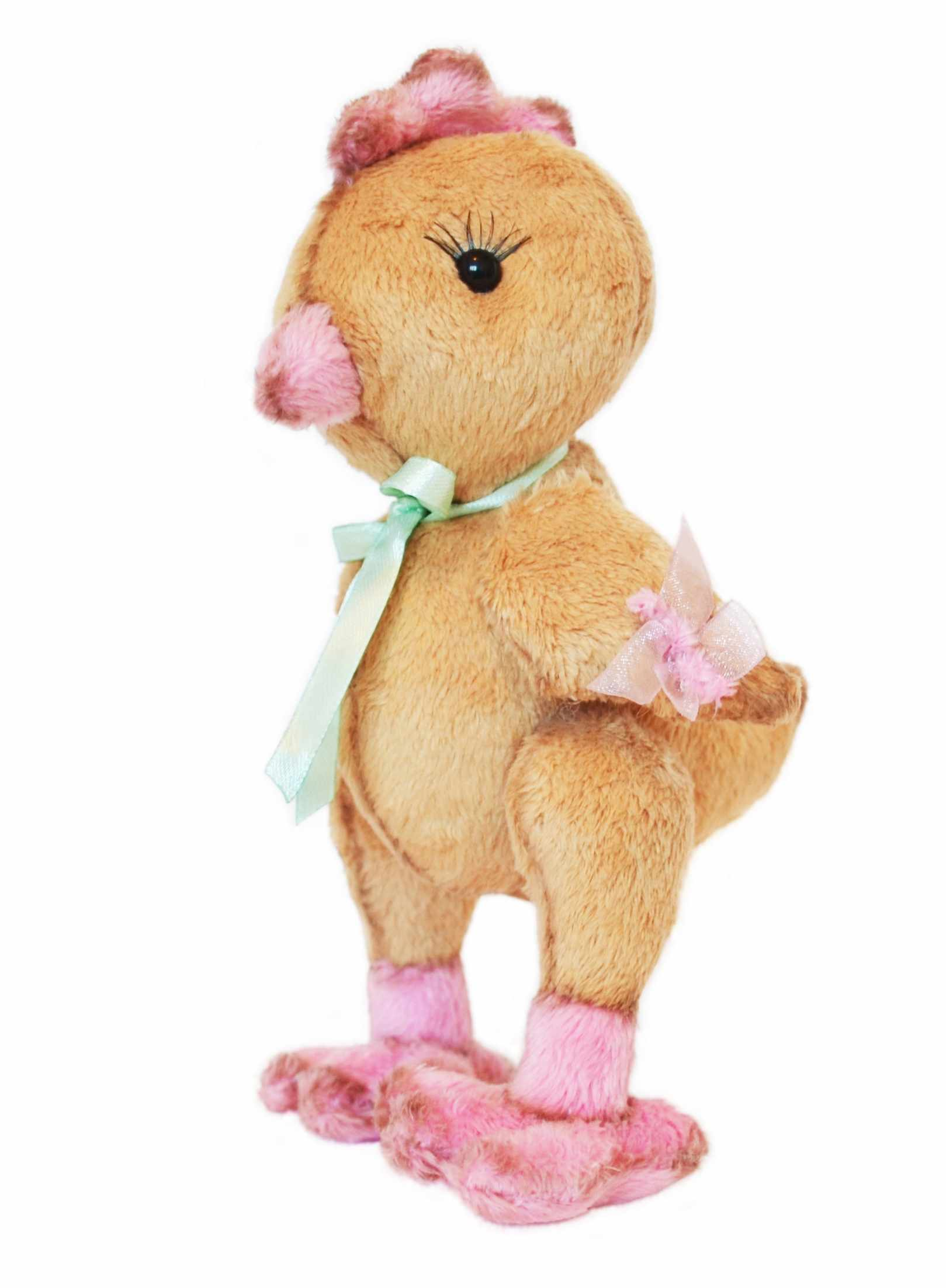 ММВ-007 Цыпленок Тоффи  - игрушка