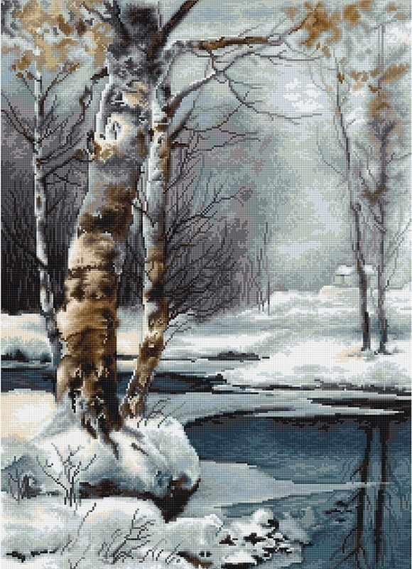 B560 Зима