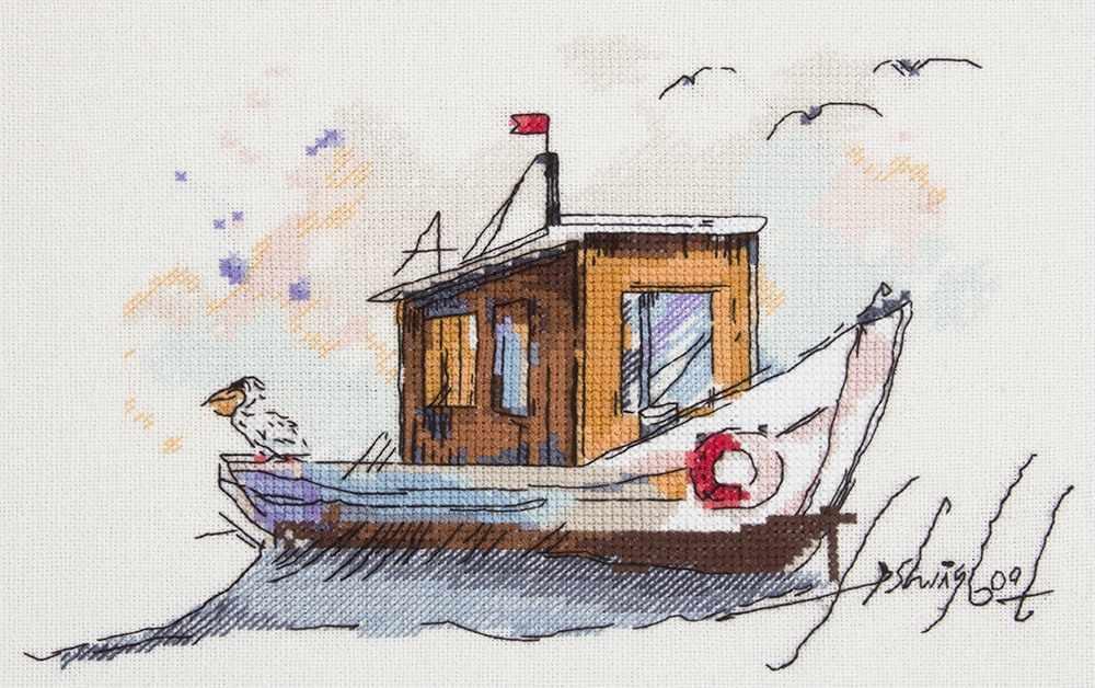 """МТ-1940 """"Рыбацкая лодка"""""""