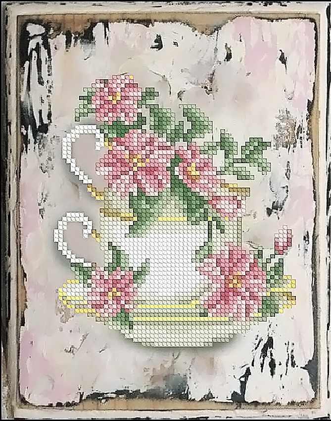 70217 Цветы 11 (КТ)