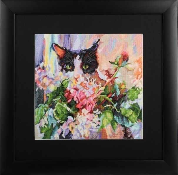 M617  Зеленый кошачий взгляд
