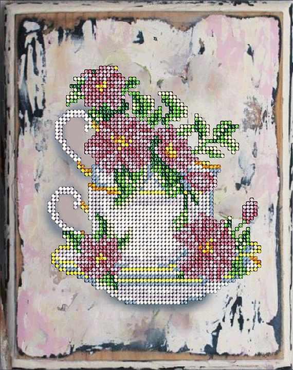 90217 Цветы 14 (КТ)