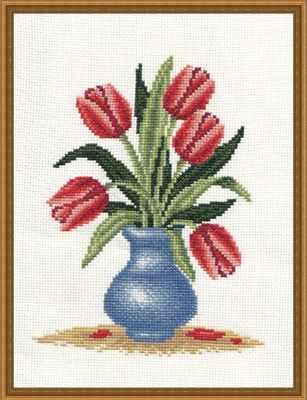 8-033 Букет тюльпанов
