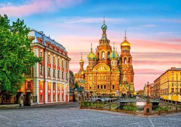 B-52257 Храм в Санкт-Петербурге, 500 деталей