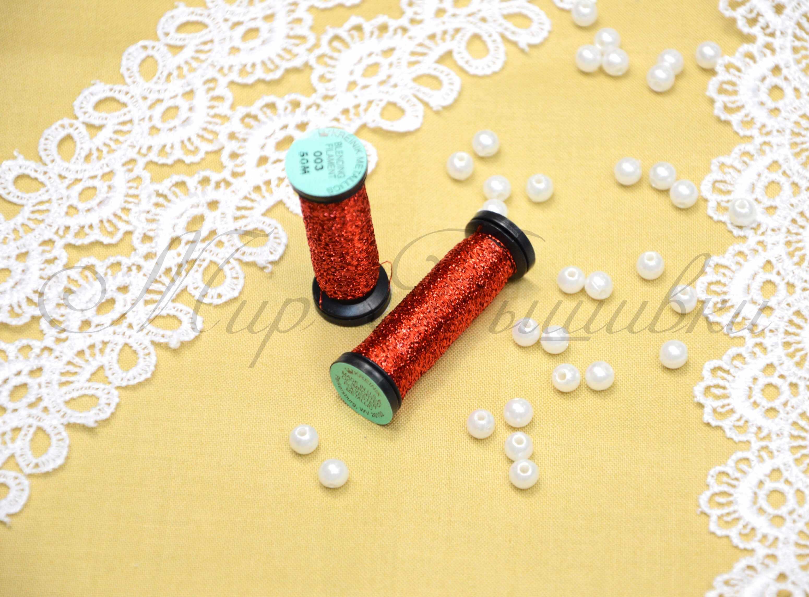 B01-0003/50  Нить металлик, Blending Filament