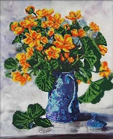 60011 Желтые цветы