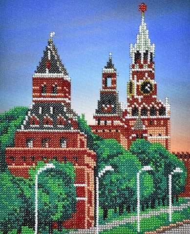 З-100 Московский кремль