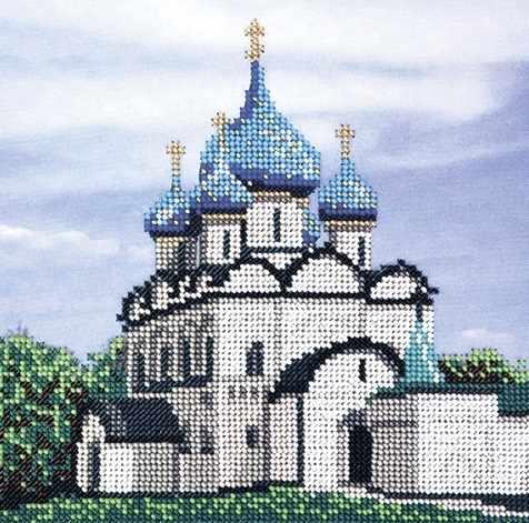 З-108 Суздальский кремль