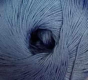 Пряжа Пехорка Ажурная Цвет.15 Т.Голубой