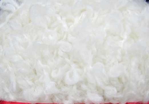 Пряжа Пехорка Буклированная Цвет.01 Белый