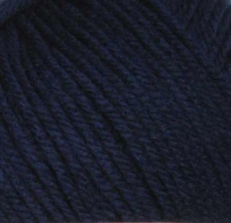 Пряжа Пехорка Удачный выбор Цвет.04 Т. синий