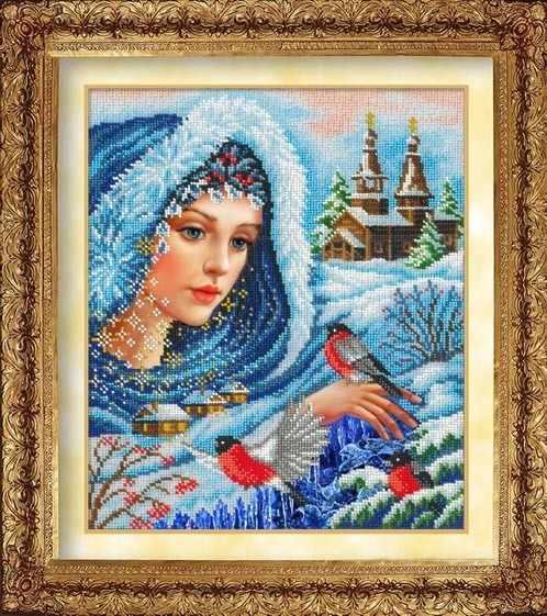 1026 - Волшебница-зима