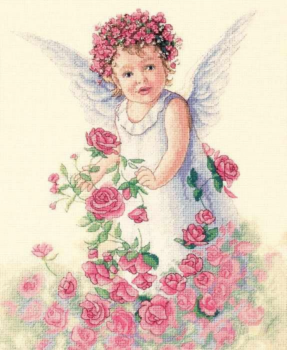 4327 Ангел роз
