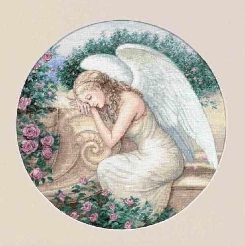 4334 Садовый ангел