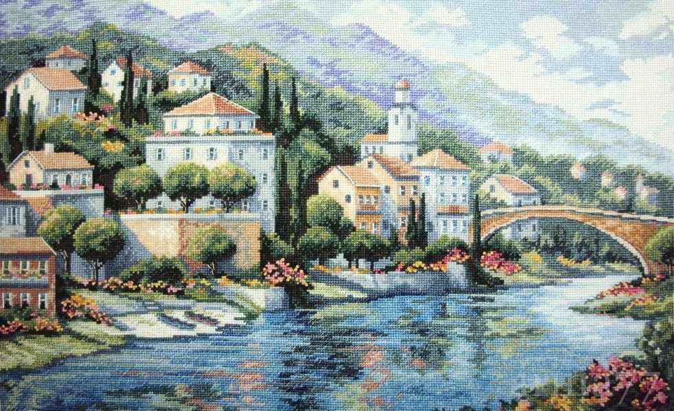 4408 Итальянский пейзаж