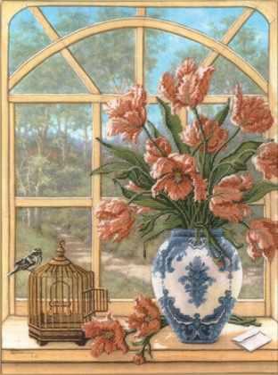51430 Драконовы тюльпаны