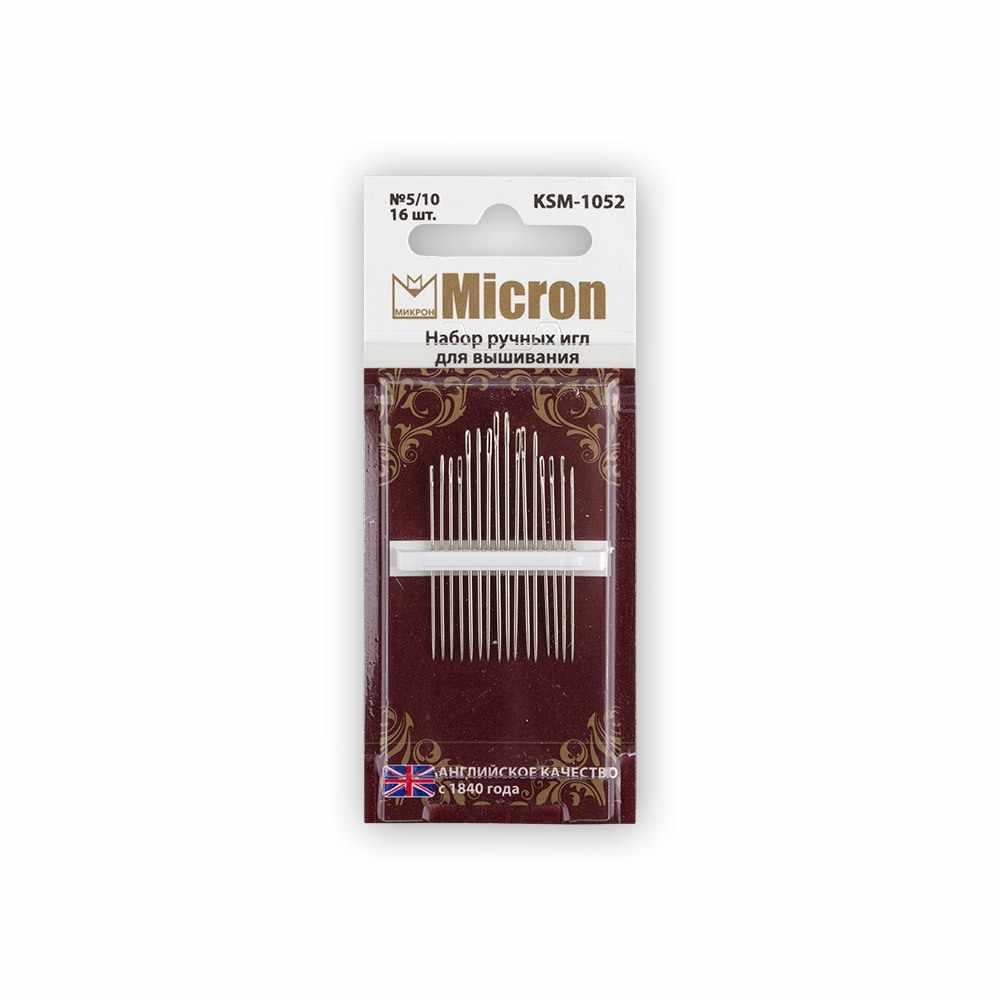 KSM-1052 Иглы для шитья ручные