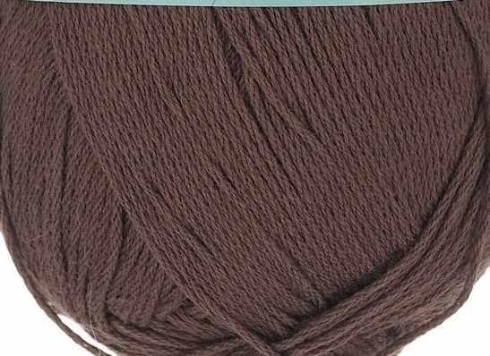 Пряжа Пехорка Хлопок натуральный Цвет.161 Мокко
