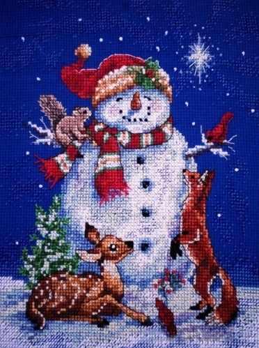 4383 Снеговик