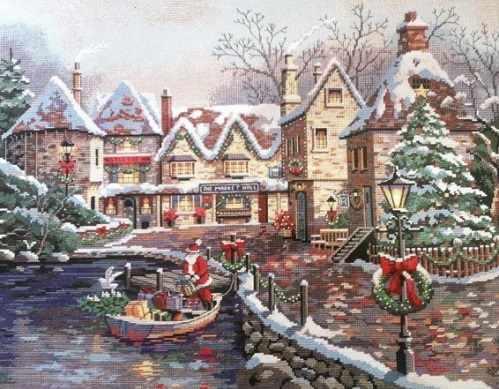 4361 Рождественская бухта
