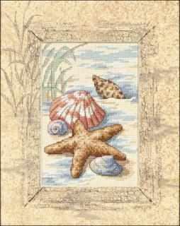 6956 DMS Ракушки на песке
