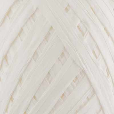 PARF-8 Рафия бумажная 03 белый, 5*30м