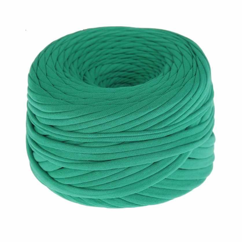Трикотажная пряжа Цвет. Зеленый