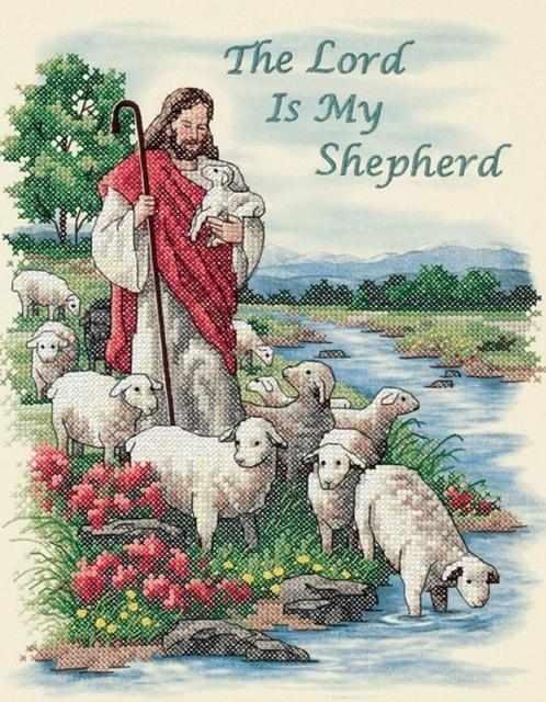 3222-DMS Господь пастырь мой
