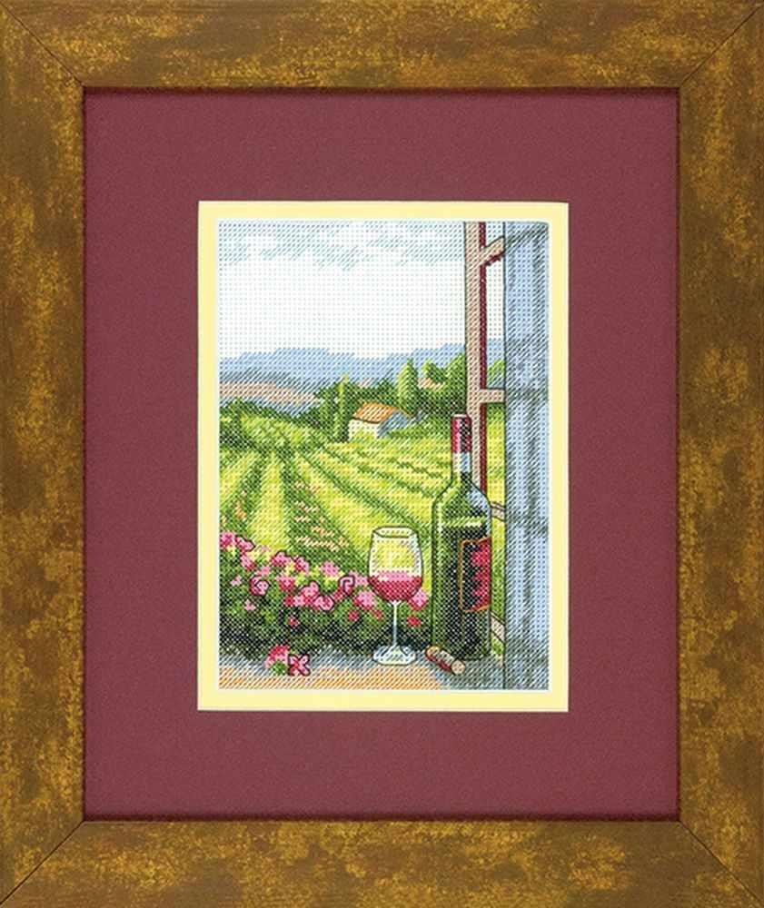 65137-DMS Вино с видом