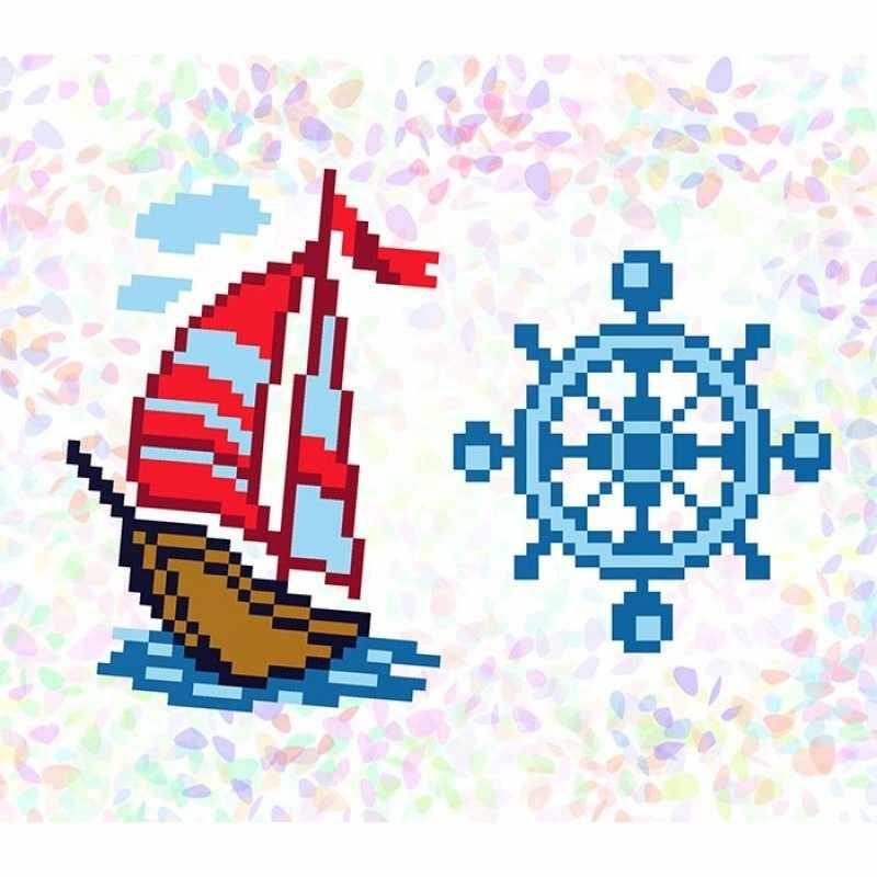 K108 Морское приключение