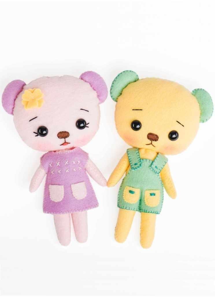 01-13 Медвежата Лили и Санни