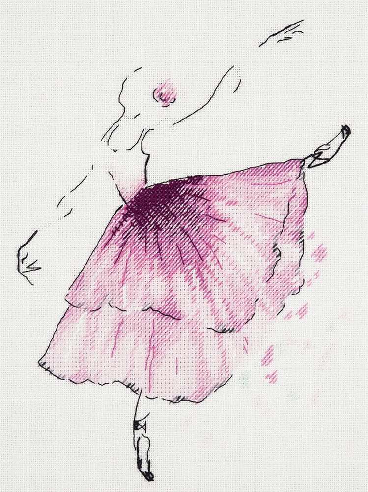 "C-1886 ""Балерина. Анемон"""