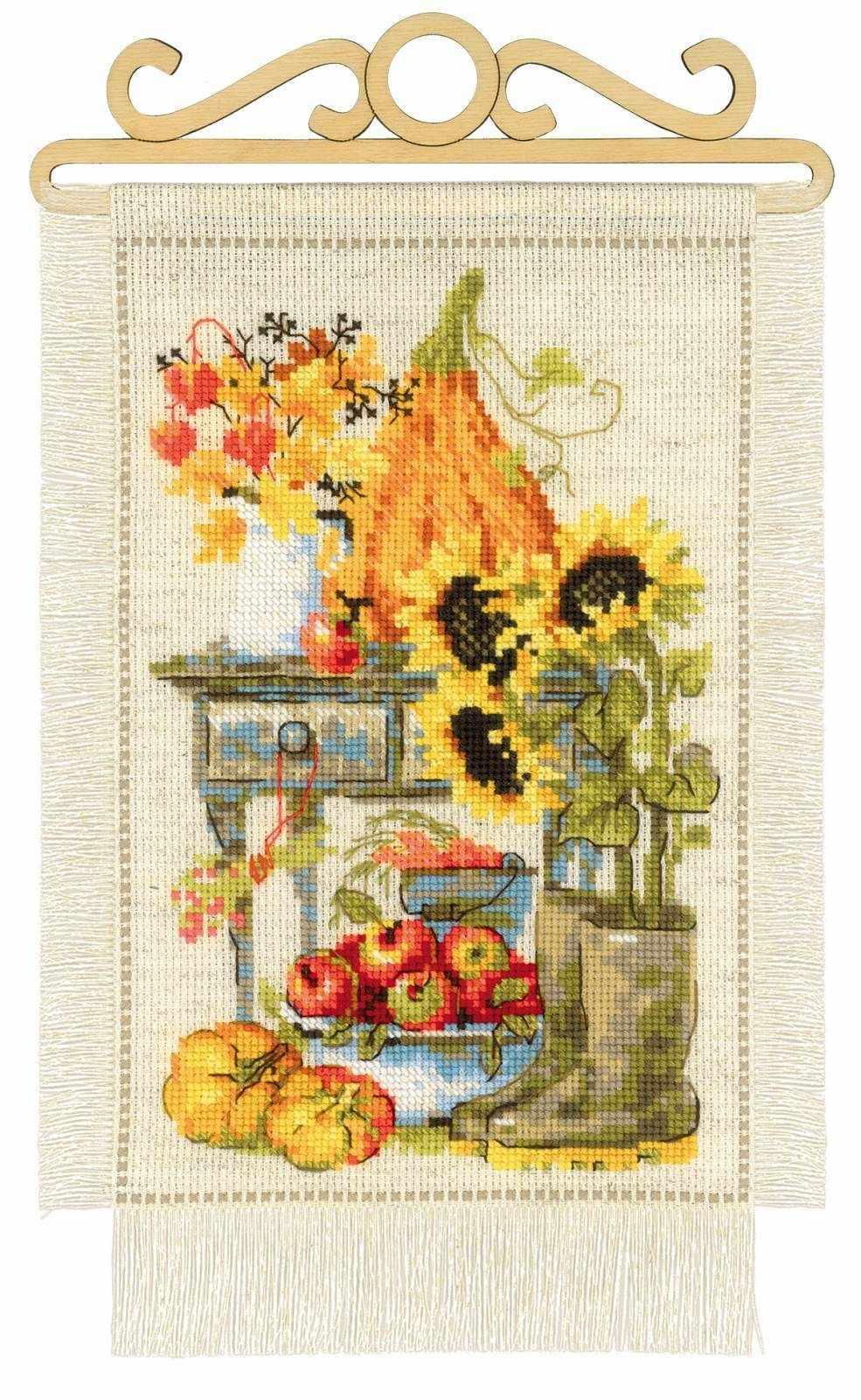 1657 Дача.Осень