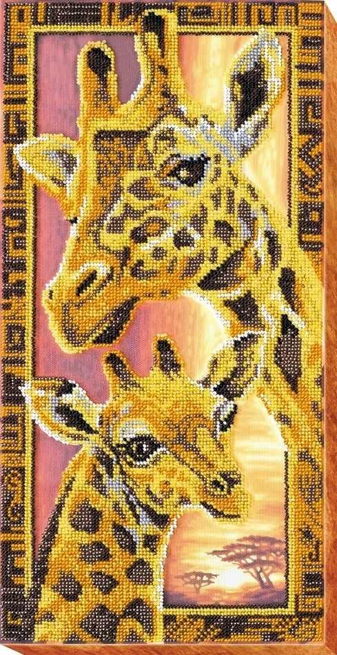 АВ-538 Набор Жирафы